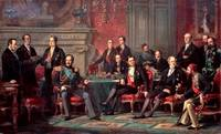 Edouard Dubufe - Congress of Paris, 1856