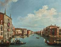 FOLLOWER OF GIOVANNI ANTONIO CANAL, CALLED CANALET