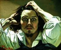 Gustave Courbet - Self-Portrait (The Desperate Man