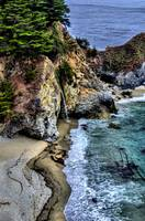 McWay Falls in Julia Pfeiffer Burns State Park, CA
