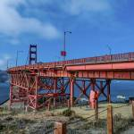 """""""Gold Gate Bridge Approach"""" by New-Yorkled"""