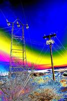 Bisbee Power Grid - Psychedelic