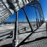 """Champlain Bridge crossing over Lake Champlain"" by New-Yorkled"
