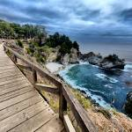 """McWay Falls in Julia Pfeiffer Burns State Park, CA"" by New-Yorkled"