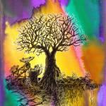 """Tree Factory."" by bluecip"