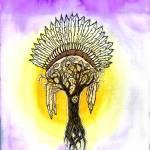 """Apache Tree."" by bluecip"
