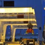 """659 01.13 MSC Joanna SMT First Crane Usage-McAllen"" by McallenPhotography"