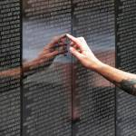 """Dignity Memorial Vietnam Wall"" by temaro"