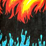 """""""Fire and Water 2015"""" by 4FootNinja"""