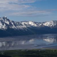 Turnagain Arm 56 Art Prints & Posters by Alana McConnon