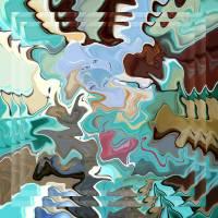 Closer to the Edge Art Prints & Posters by Cheryl Rau