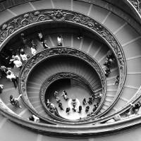 Stairs Art Prints & Posters by Stefano Senise