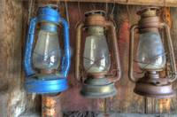 Firehouse Lanterns