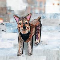 The Ewok Terrier Art Prints & Posters by Megan Coyle