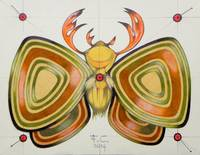 deer moth (original sold)