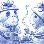 """LadiesWhoTea"" by MikeCressy"