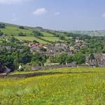 """Hayfield, Derbyshire from Snake Path (36935-RDA)"" by rodjohnson"