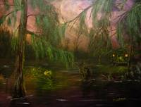 Swamp La Vie: Scouting in Twilight