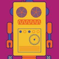 PodBot Art Prints & Posters by Paige Wallis