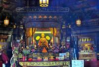 Shrine of Chinese Gods