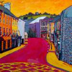 """Bandon, Cork. Oliver Plunkett St"" by irishkc"