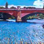 """Gunthorpe Bridge, Nottinghamshire"" by irishkc"