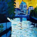 """""""Dublin, Six Landmarks"""" by irishkc"""