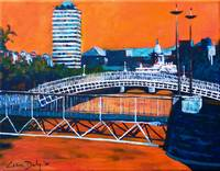 Liffey Bridges, Dublin