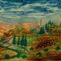 Jerusalem 1965 Art Prints & Posters by Baruch Nachshon