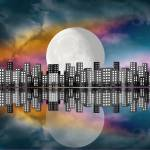 """""""moon city11"""" by peggygarr"""