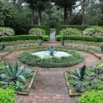 """Southern Garden Courtyard"" by Groecar"