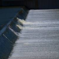 Water Over The Dam Art Prints & Posters by Glendine Prints