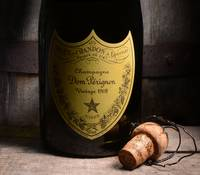 Dom Perignon on Silver Oak big