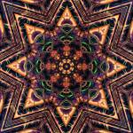 """""""""""On the Edge of Reason"""" Geometric Abstract"""" by LeahMcNeir"""