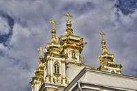 A Corner Of the Peterhof