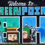 """""""Greenpoint Brooklyn Wall Grafitti"""" by Ninas4otos"""