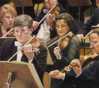 Violin Section