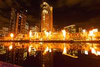 Crown Casino Flames _011140679