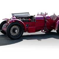 1932 Alpha Romeo P3 Race Car Art Prints & Posters by Dave Koontz