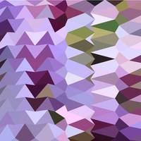 Floral Lavender Abstract Low Polygon Background
