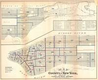 Vintage Map of New York City (1871)