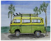 VW Surf  Bus ...re2