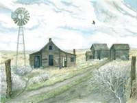 High Desert Homestead