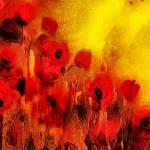 """Poppy reverie"" by valzart"