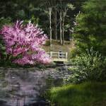"""Reflections of Spring"" by marypalmer"