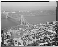 George Washington Bridge NYC Photograph - 2