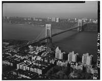 George Washington Bridge NYC Photograph