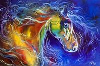 COLOR MY WORLD WITH HORSES no.2