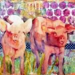 """pig art 