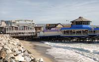 Redondo Beach Pier Shopping